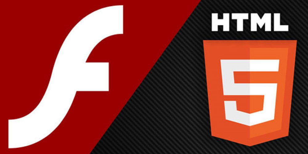 8 Reasons to Move from Flash Sites to HTML Sites
